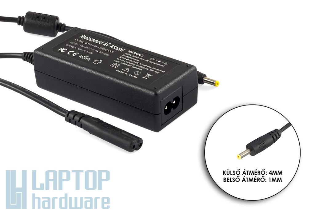 Asus Zenbook UX31A 19V 2.37A 45W 4mm/1mm használt helyettesítő laptop töltő