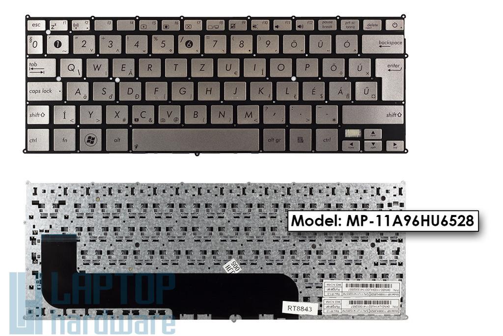 Asus ZenBook UX21E gyári új magyar laptop billentyűzet (0KNB0-1100HU00)