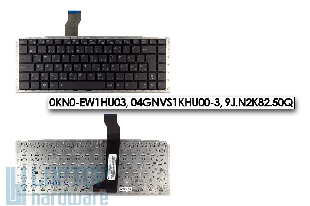 Asus ZenBook UX30 gyári új magyar laptop billentyűzet (0KN0-EW1HU03)