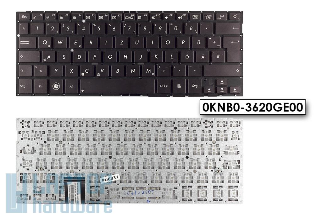 Asus ZenBook UX31A használt német pezsgő laptop billentyűzet, 0KNB0-3620GE00