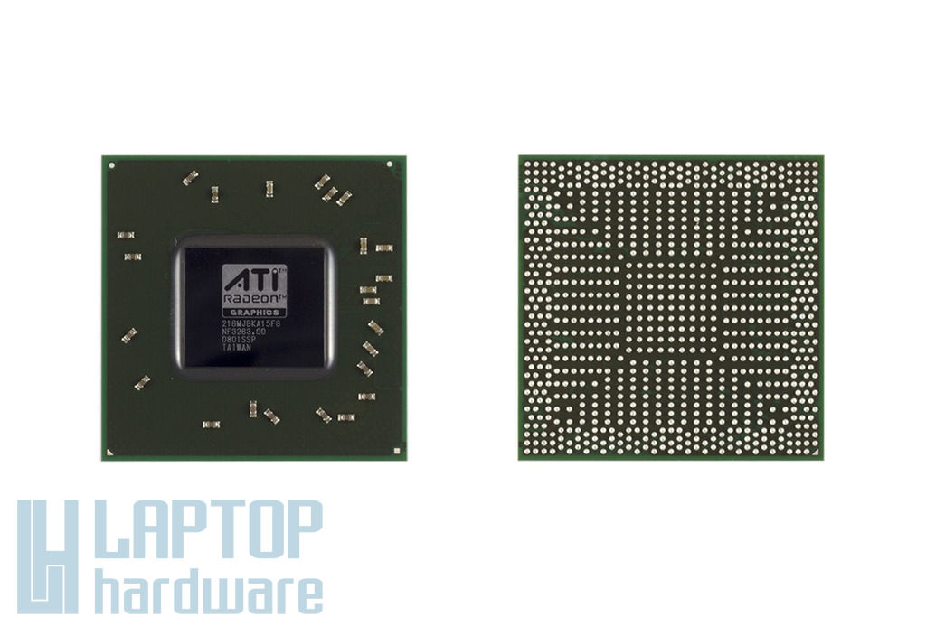 Ati Chipset GPU, BGA Video Chip 216MJBKA15FG csere, videokártya javítás 1 év jótálással