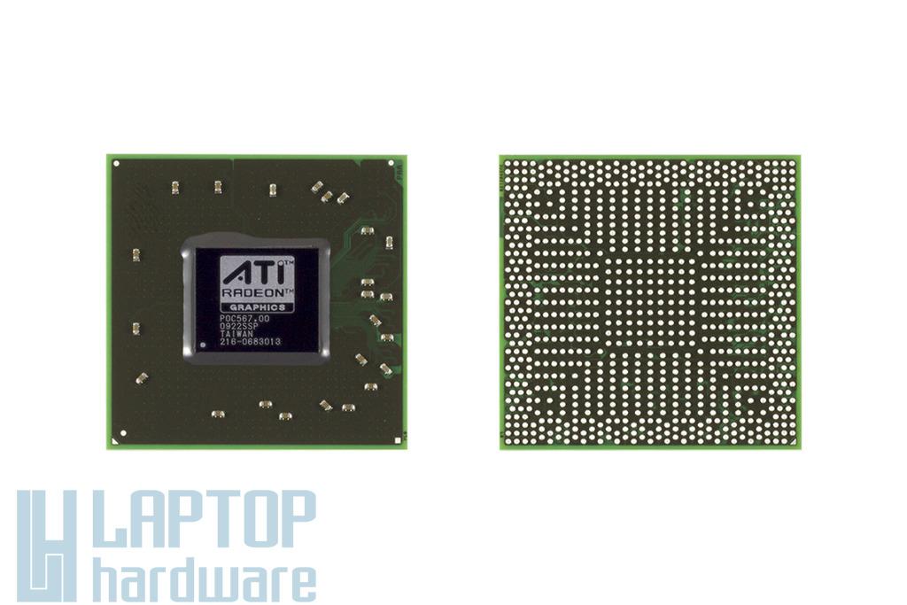 ATI GPU, BGA Video Chip 216-0683013 csere, videokártya javítás 1 év jótálással