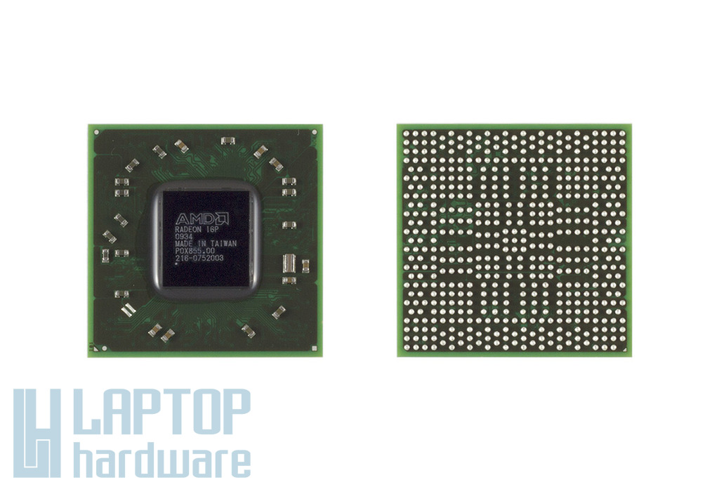 ATI GPU, BGA Video Chip 216-0752003 csere, videokártya javítás 1 év jótálással