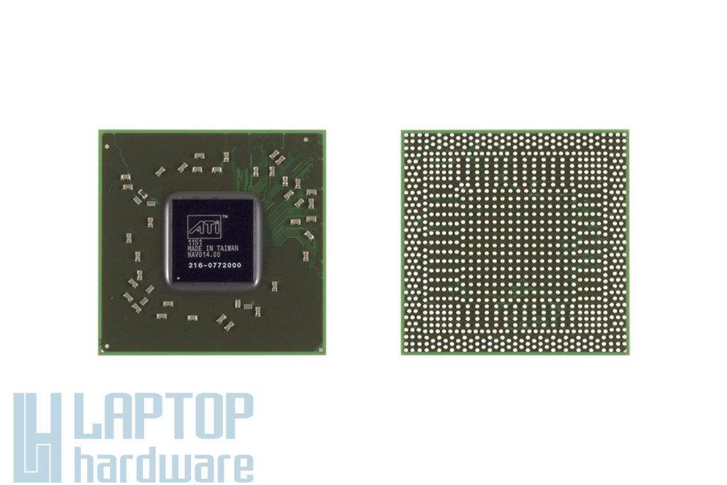 ATI GPU, BGA Video Chip 216-0772000 csere, videokártya javítás 1 év jótálással