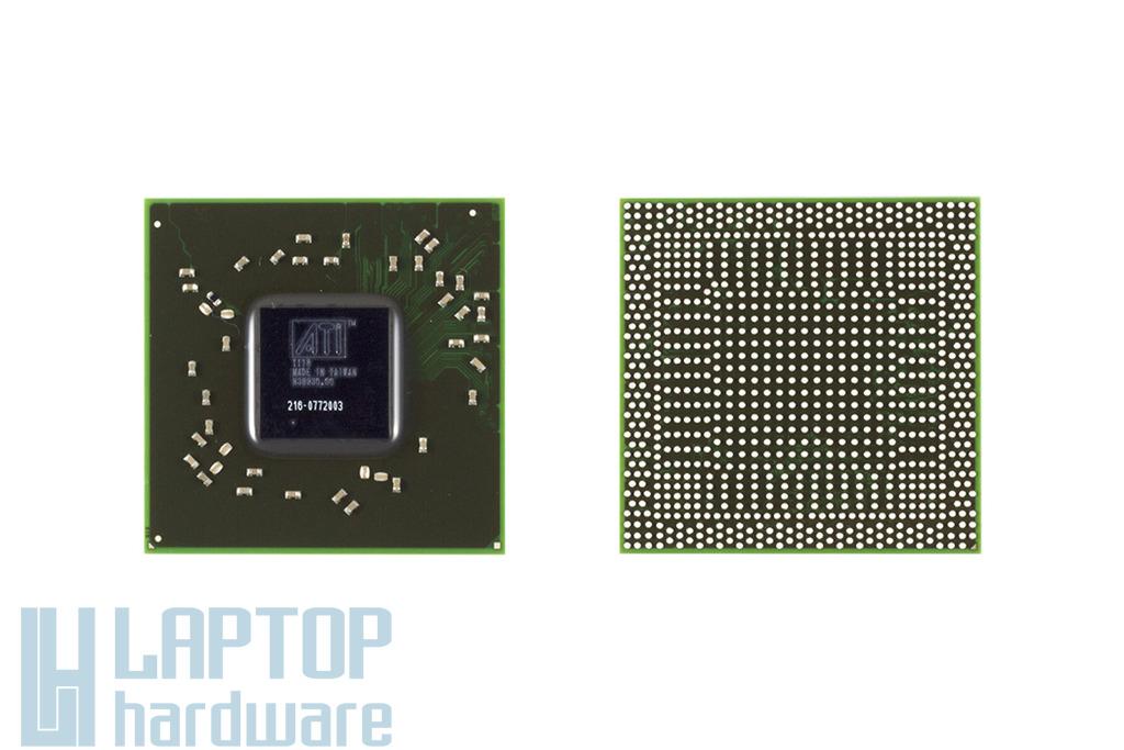 ATI GPU, BGA Video Chip 216-0772003 csere, videokártya javítás 1 év jótálással