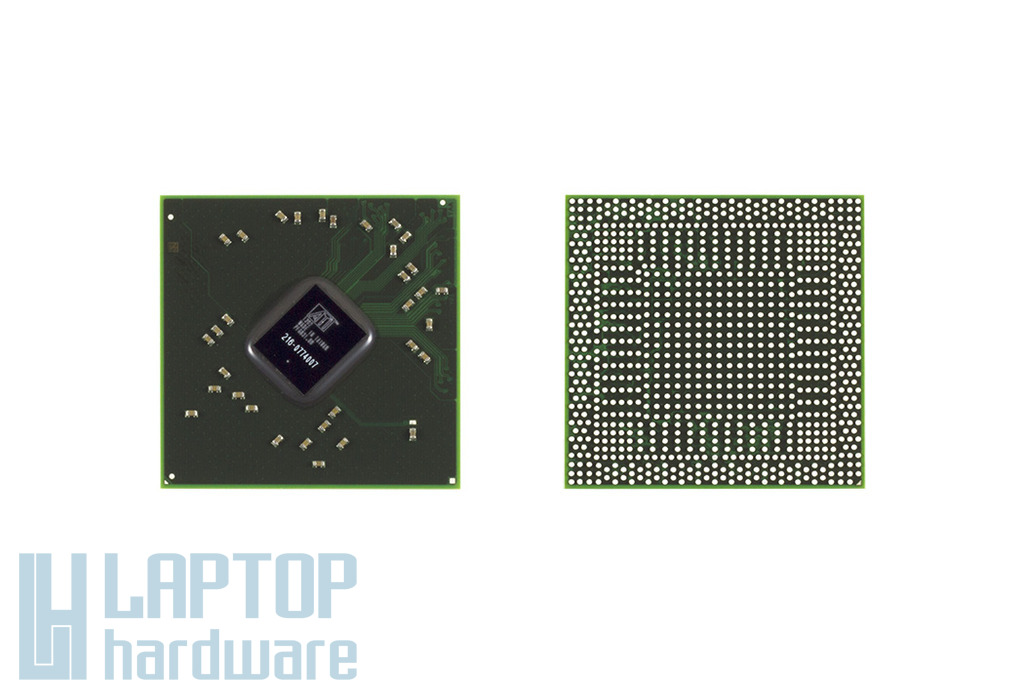Ati GPU, BGA Video Chip 216-0774007 csere, videokártya javítás 1 év jótálással