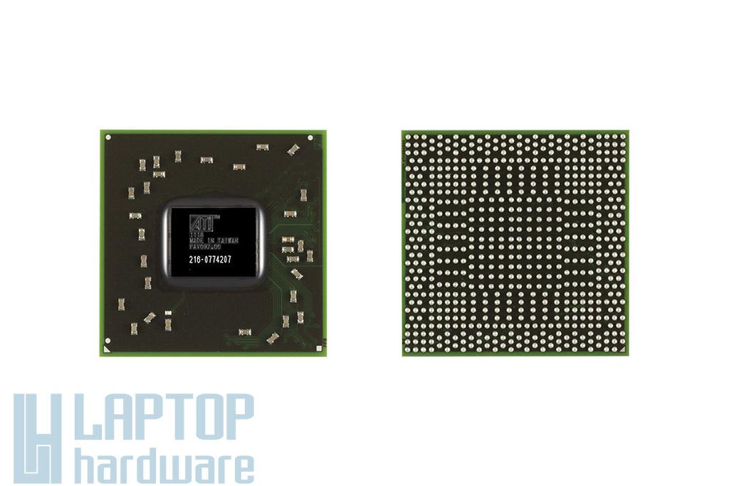 Ati GPU, BGA Video Chip 216-0774207 csere, videokártya javítás 1 év jótálással