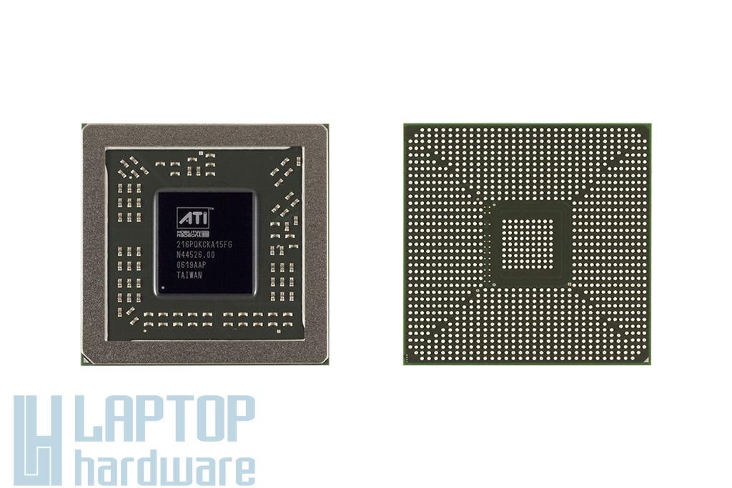 Ati Mobility Radeon X1800 GPU, BGA Video Chip 216PQKCKA15FG csere, videokártya javítás 1 év jótálással