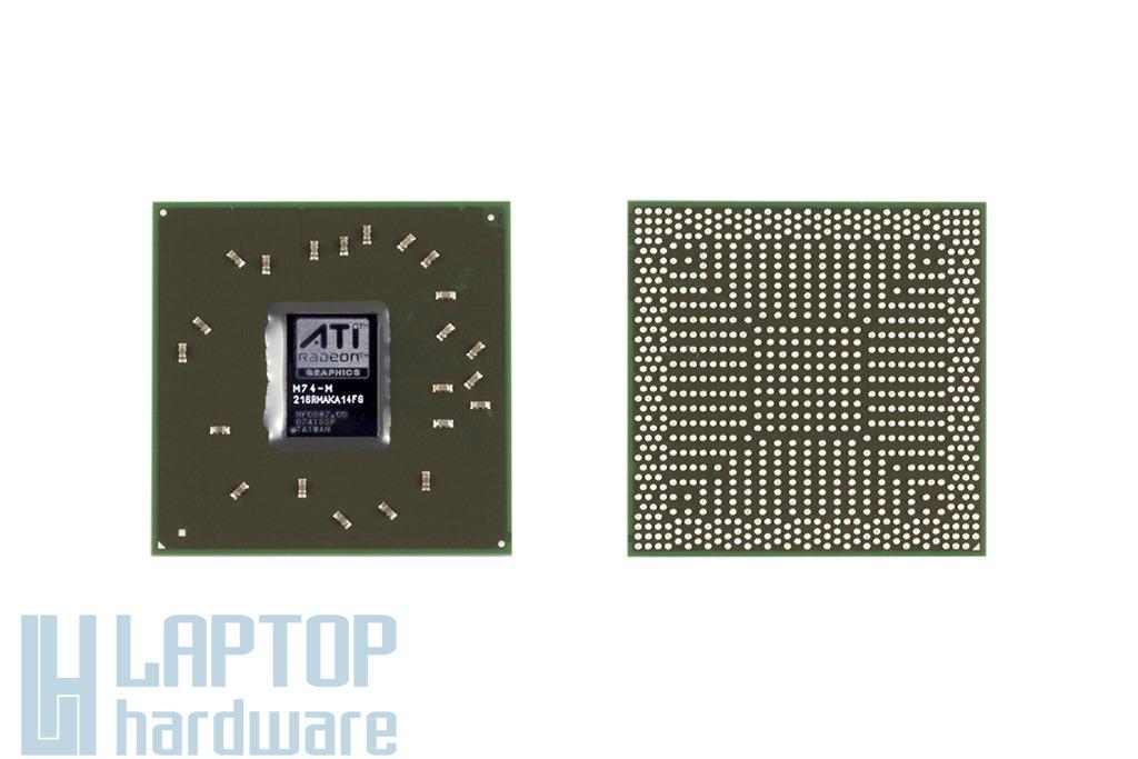 Ati Radeon GPU, BGA Video Chip M74-M 216RMAKA14FG csere, videokártya javítás 1 év jótálással