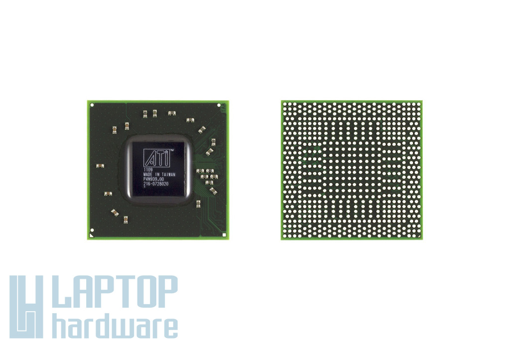 Ati Radeon Graphics GPU, BGA Video Chip 216-0728020 csere, videokártya javítás 1 év jótálással