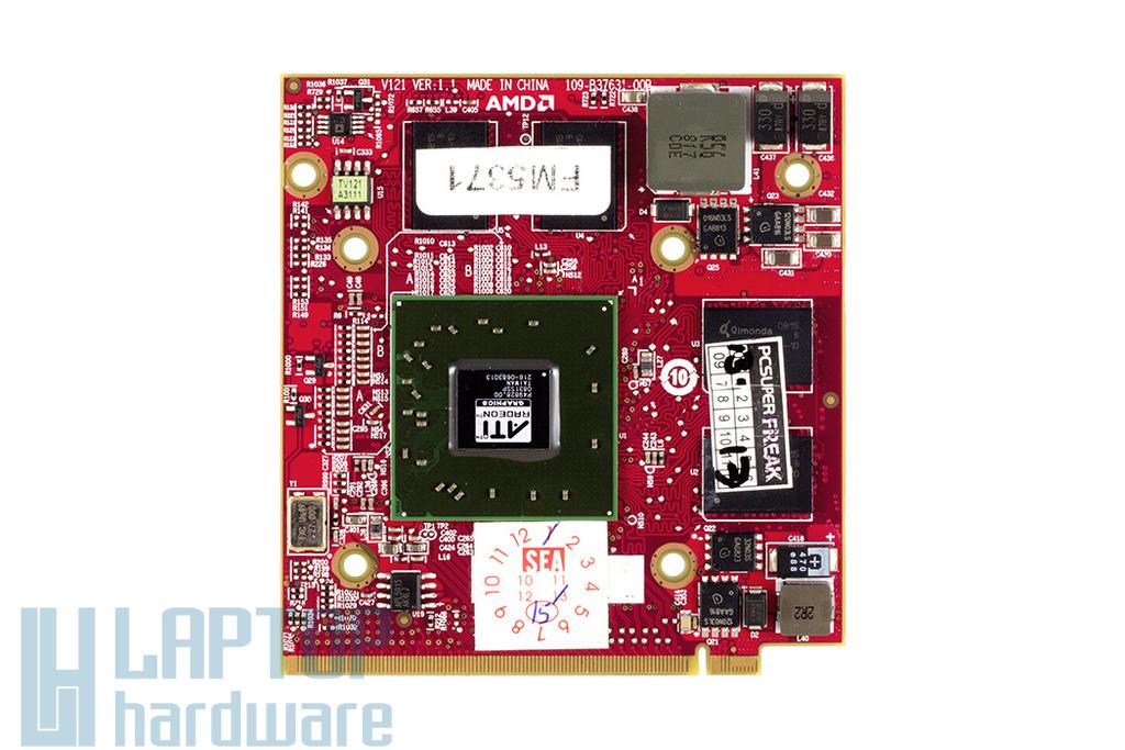 ATI Radeon HD3650 256MB DDR3 gyári új MXM2 video kártya