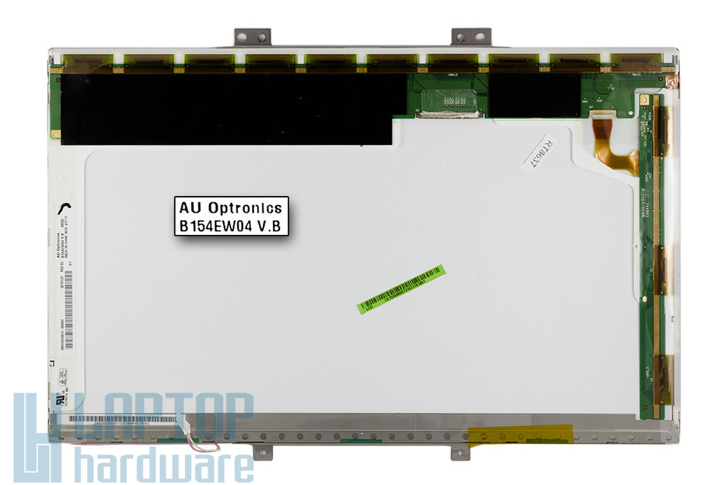 AU Optronics B154EW04 WXGA CCFL 15.4 inch használt fényes laptop kijelző