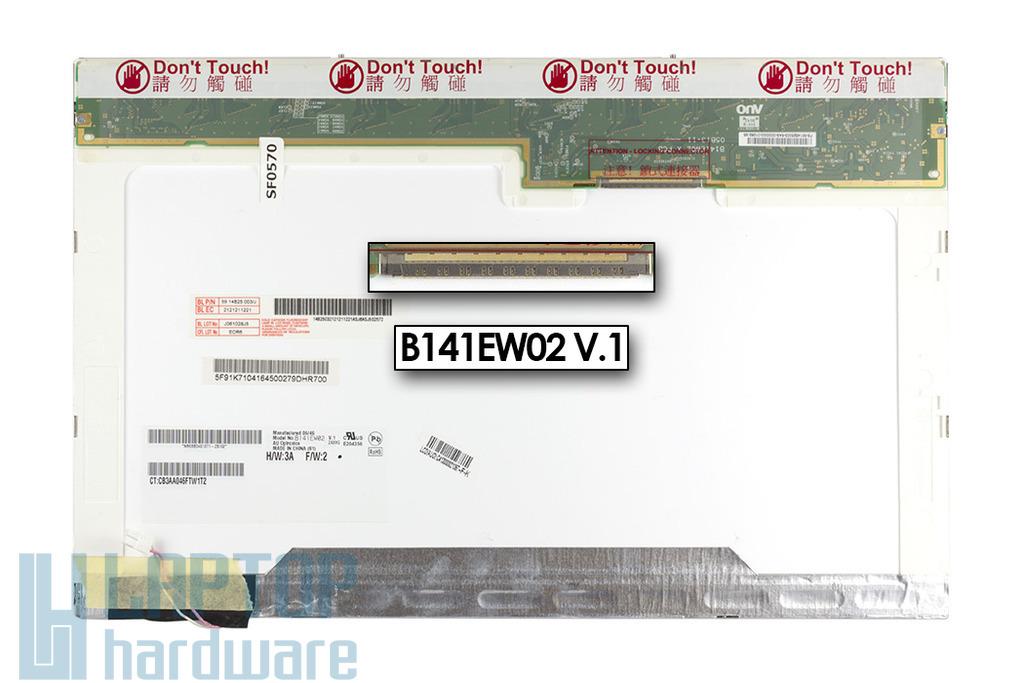 AUO B141EW02 V.1 14,1