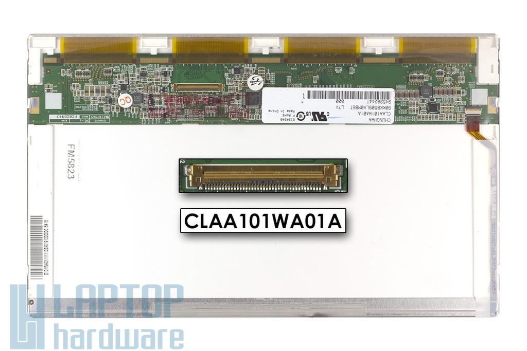 CHUNGWA CLAA101WA01A 10,1 inch LED netbook kijelző