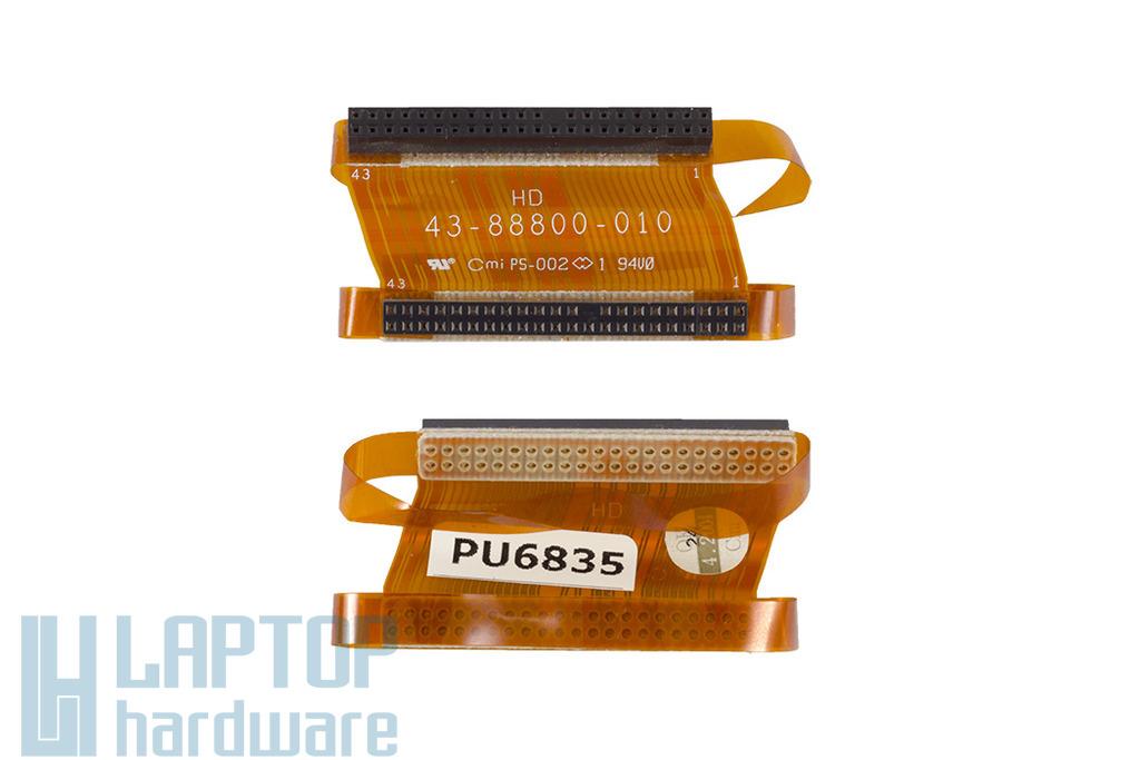 Clevo D87P, D400S használt HDD beépítő modul, 43-88800-010