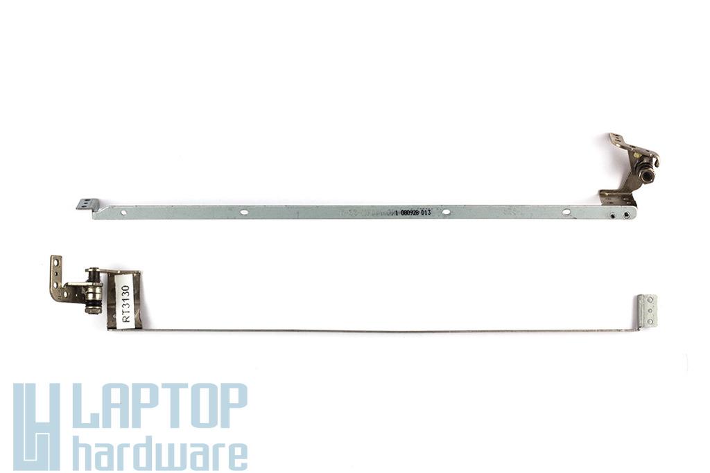 Clevo M761SU laptophoz használt zsanérpár (6-33-M76S1-01, 6-33-M76S1-02)