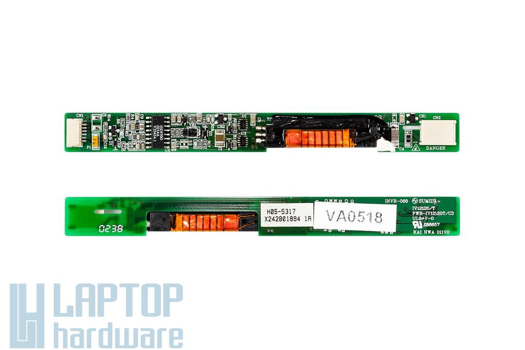 Compaq 800, Presario 3000 sorozat LCD Inverter PWB-IV12120T-C3