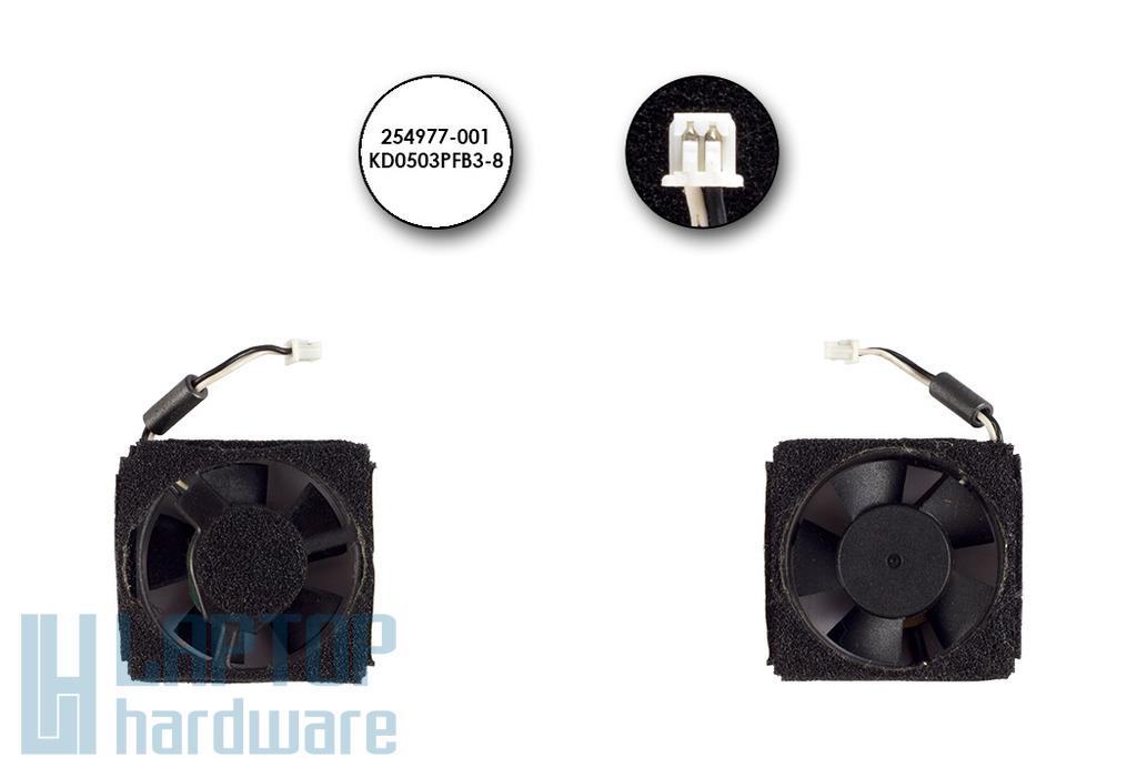 Compaq Armada 1510, 1580  használt laptop hűtő ventilátor (254977-001)