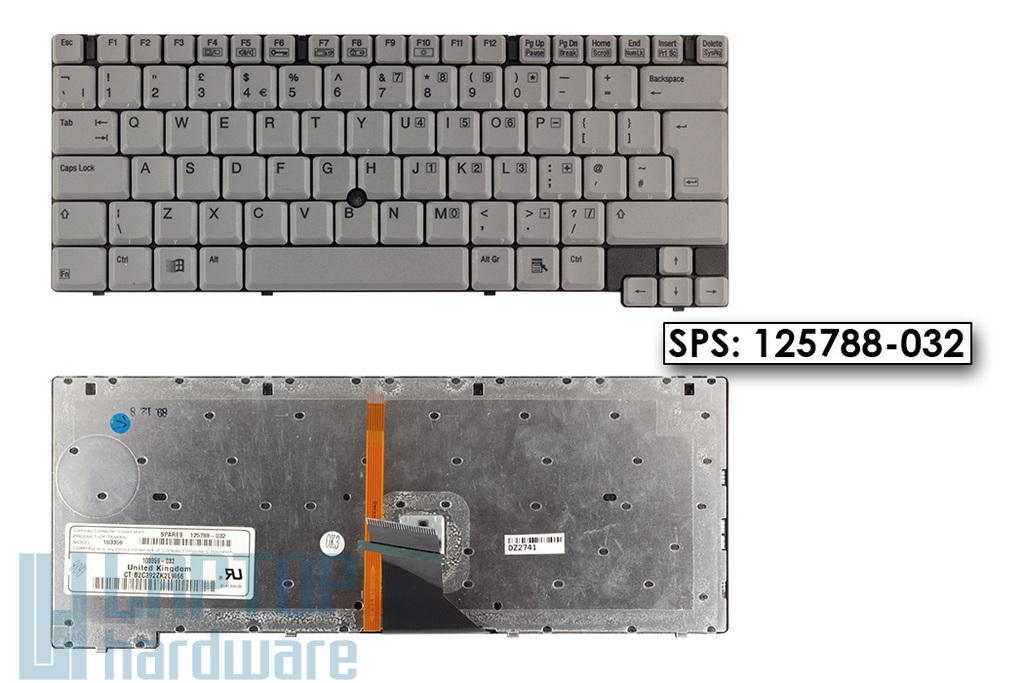 Compaq Armada M700 használt UK laptop billentyűzet (125788-032)