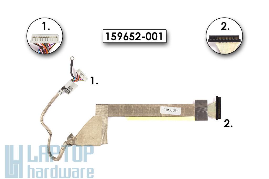 Compaq Armada V300, E500 laptophoz használt Kijelző kábel (159562-001)