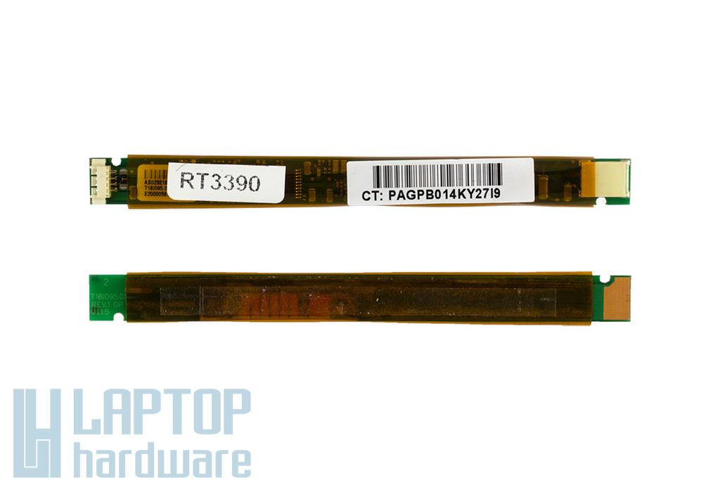 Compaq CQ61 laptophoz használt LCD inverter (T18I095.02, AS023216303)