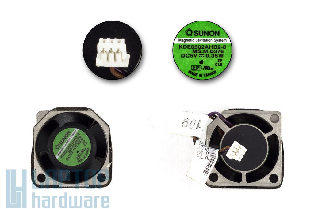 Compaq Evo N1020V gyári új laptop hűtő ventilátor (KDE0502AHB2-8)