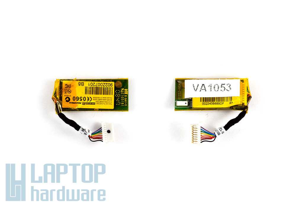 Compaq Mini 700EA, Mini 1000 laptophoz használt Bluetooth modul vezetékkel (6017B0180601)