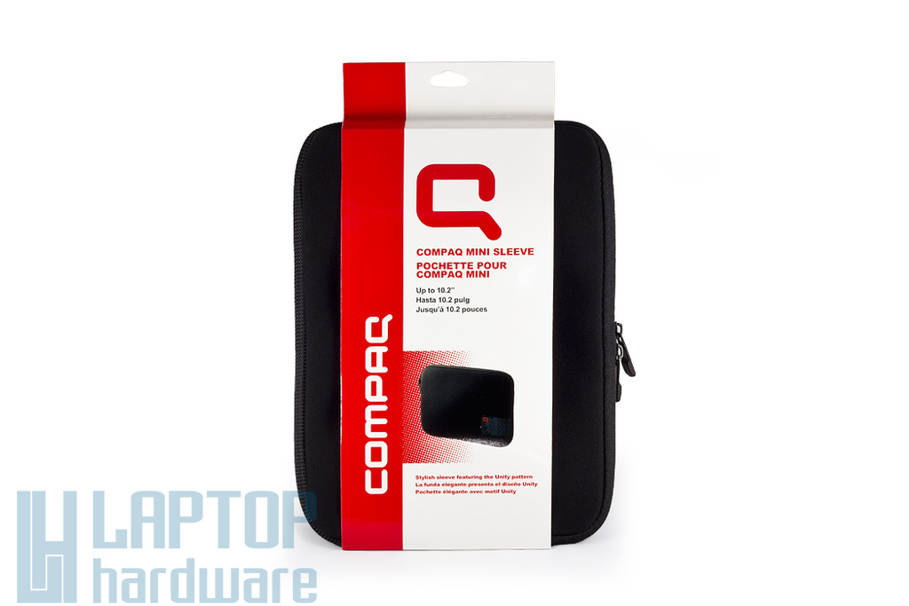 Compaq Mini Sleeve 10.2'' fekete netbook tok