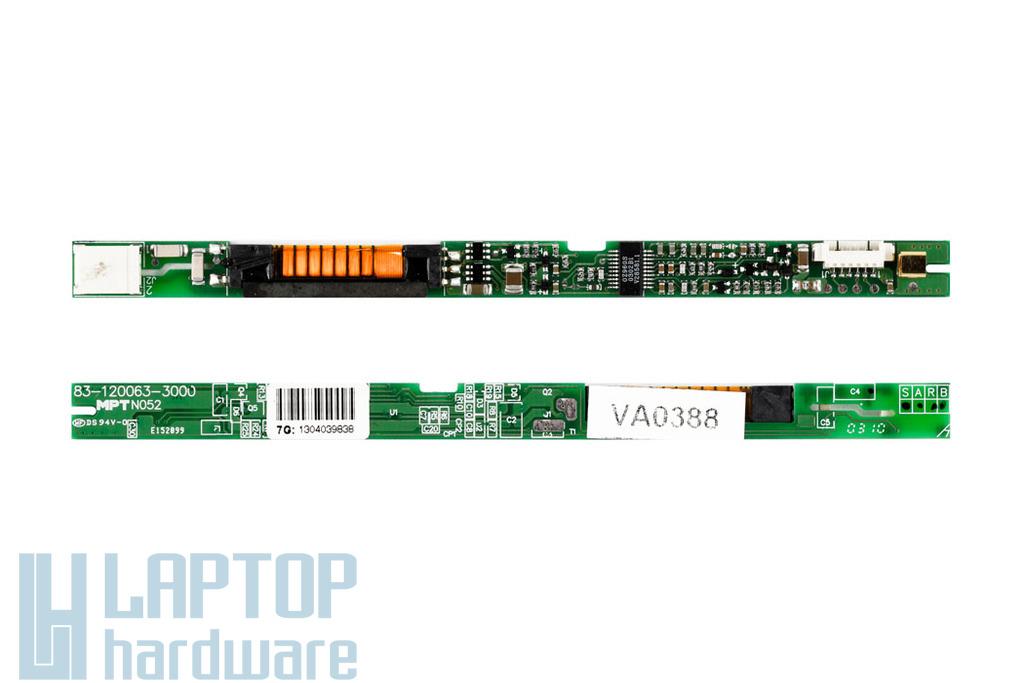 Compaq Presario 900, 1500, 1532AP LCD Inverter 83-120063-3000
