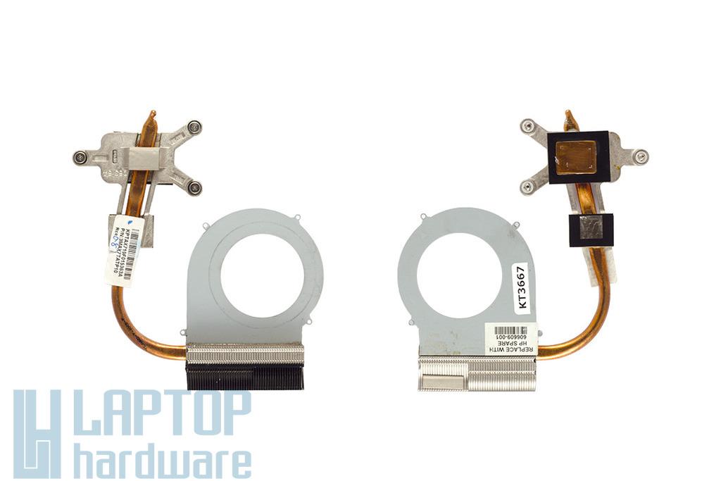 Compaq Presario CQ42, CQ62 használt laptop AMD VGA hőelvezető cső (606609-001)