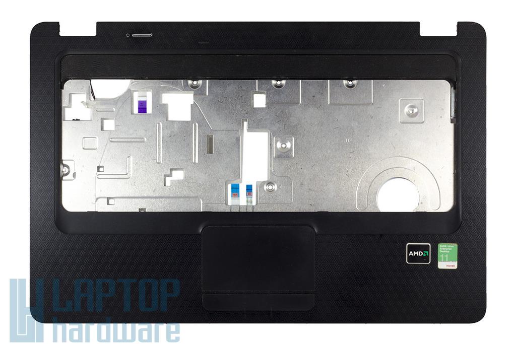 Compaq Presario CQ56 laptophoz használt felső fedél touchpaddal, hangszóróval és bekapcsoló panellel,  EAAXL005010-1