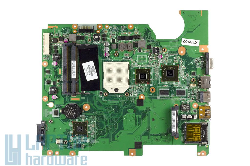 Compaq Presario CQ61 laptophoz használt alaplap (AMD), 577067-001
