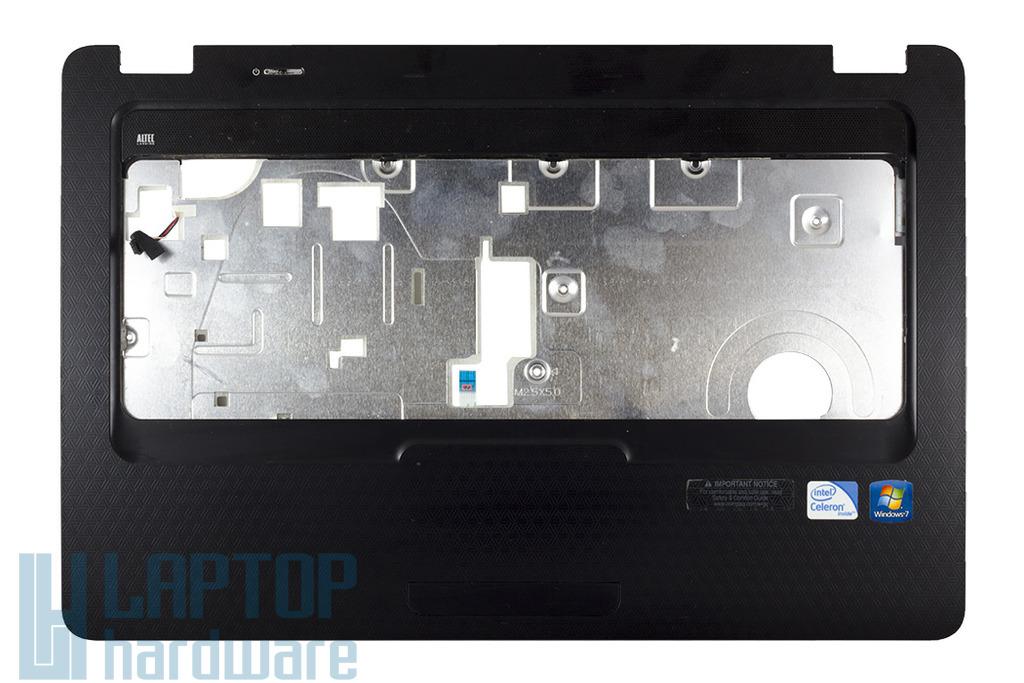 Compaq Presario CQ62 laptophoz használt fekete felső fedél touchpaddel, 32AX6TATP10