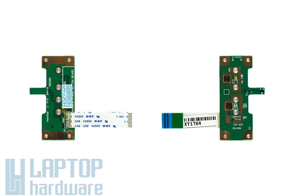 Compaq Presario CQ70, HP G70 gyári új laptop bekapcsoló panel (489116-001)