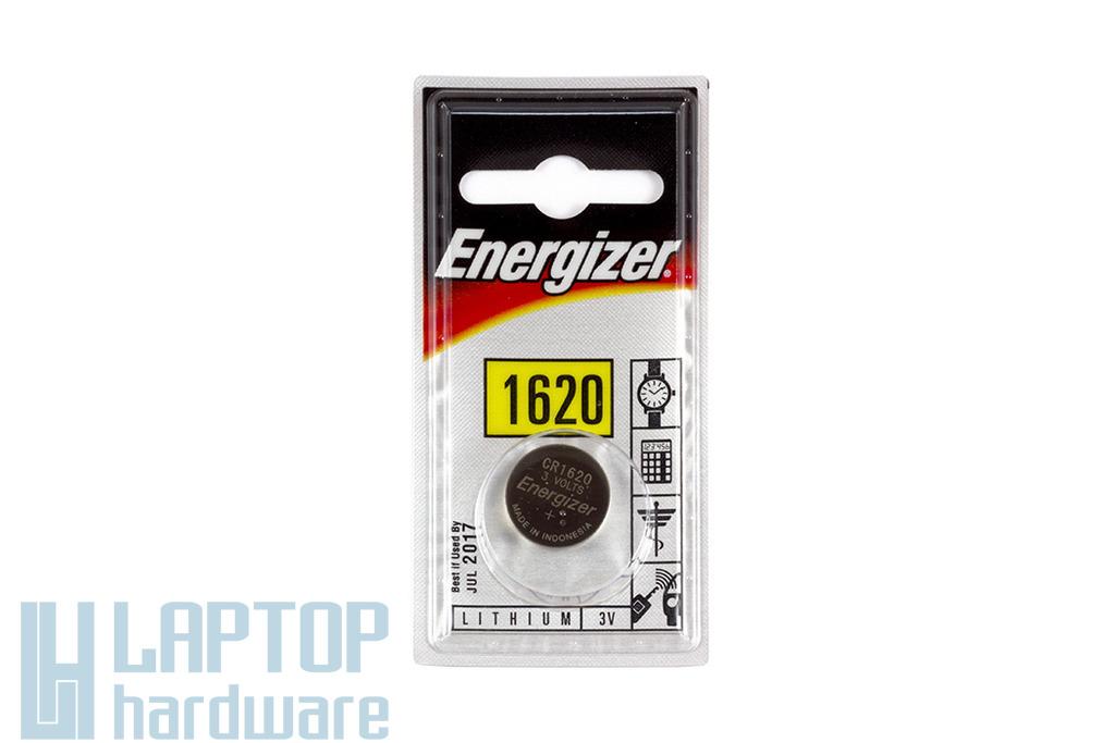 CR1620 CMOS elem, 3V-os Energizer