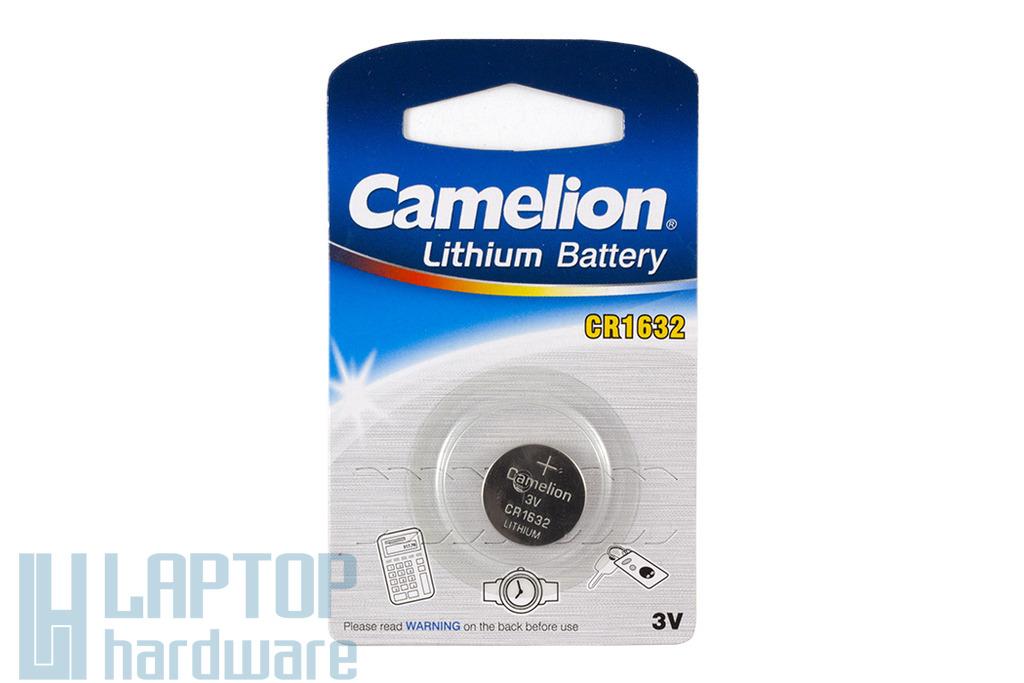 CR1632 CMOS elem, 3V-os Camelion