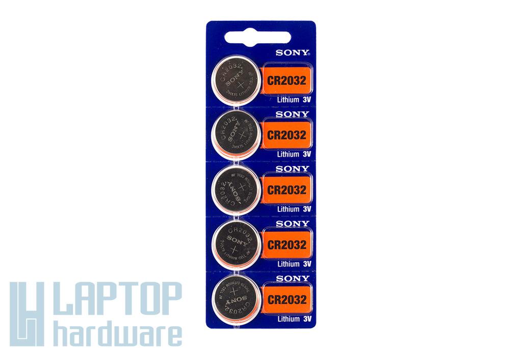 CR2032 CMOS elem, 3V-os Sony