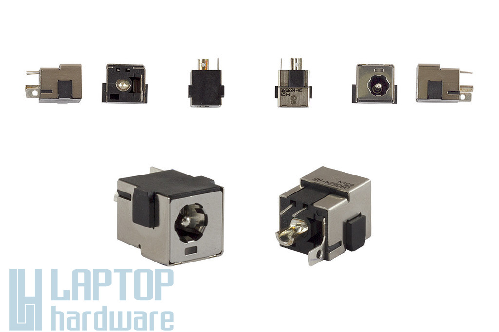 DC-050 1.7mm LED-es DC tápaljzat