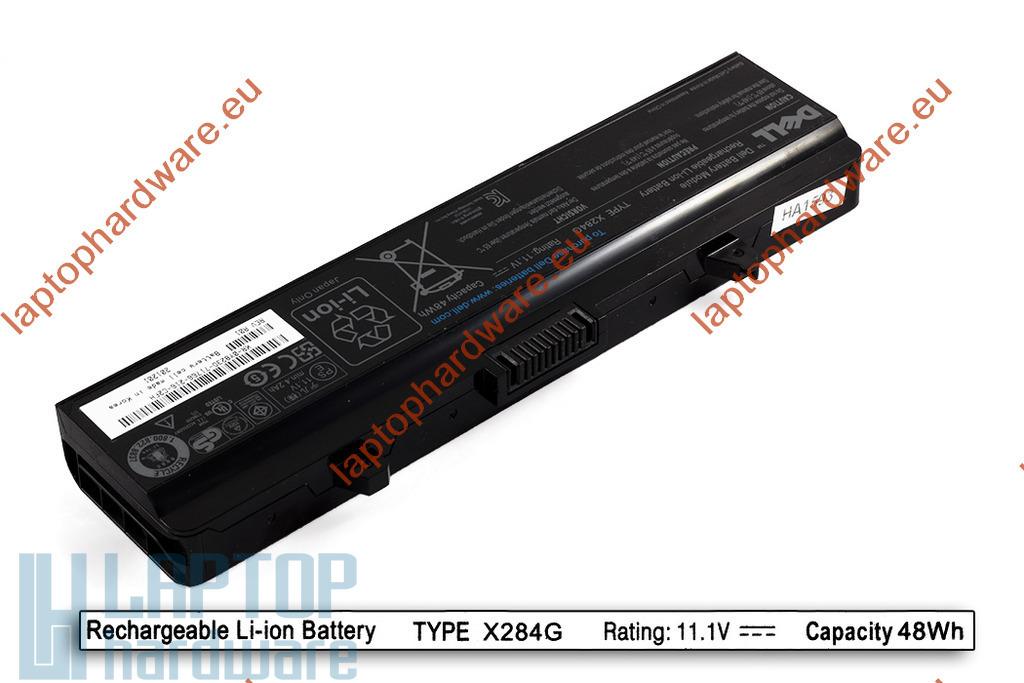 Dell Inspiron 1525, 1526, 1545 35%-os használt  6 cellás laptop akku/akkumulátor (X284G)