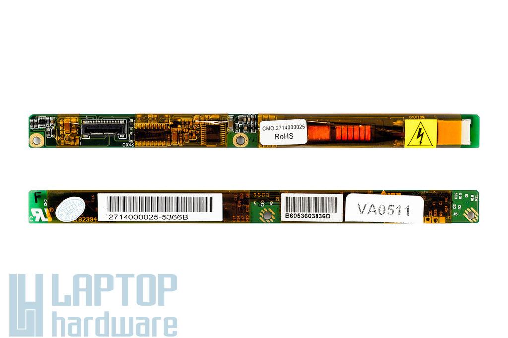 Dell Inspirion 600M, Latitude D600, D610 LCD Inverter DAC-07B046