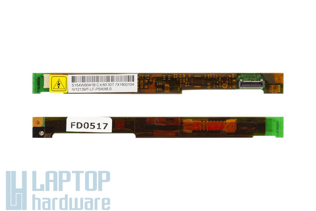 Dell Inspiron 1300 laptophoz használt LCD inverter (IV12139/T)