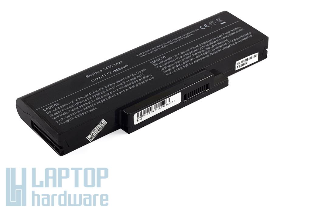 BATEL80L9, BATEL90L9 helyettesítő új 9 cellás laptop akku/akkumulátor