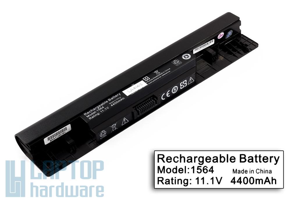 Dell Inspiron 1564, 1764 helyettesítő új 6 cellás laptop akku/akkumulátor (JKVC5)