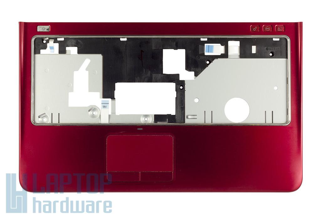 Dell Inspiron 14Z N411Z laptophoz használt RED felső fedél touchpaddal (DP/N: V6T1C)