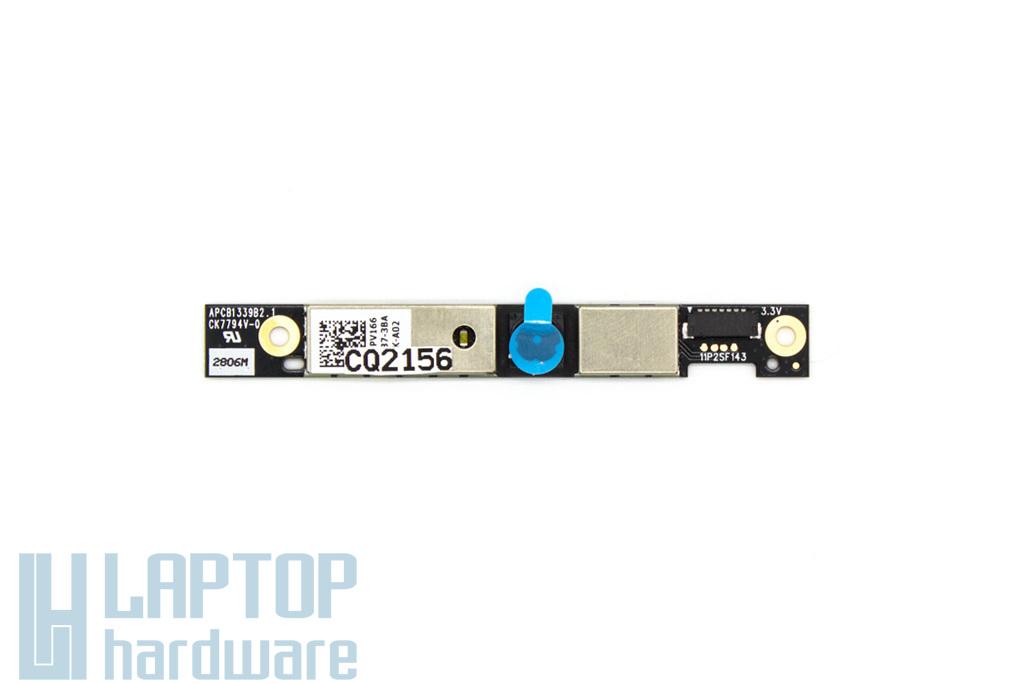 Dell Inspiron 15 3520, N5050, Vostro 1540, 2520 gyári új laptop webkamera (0PV166, PV166)