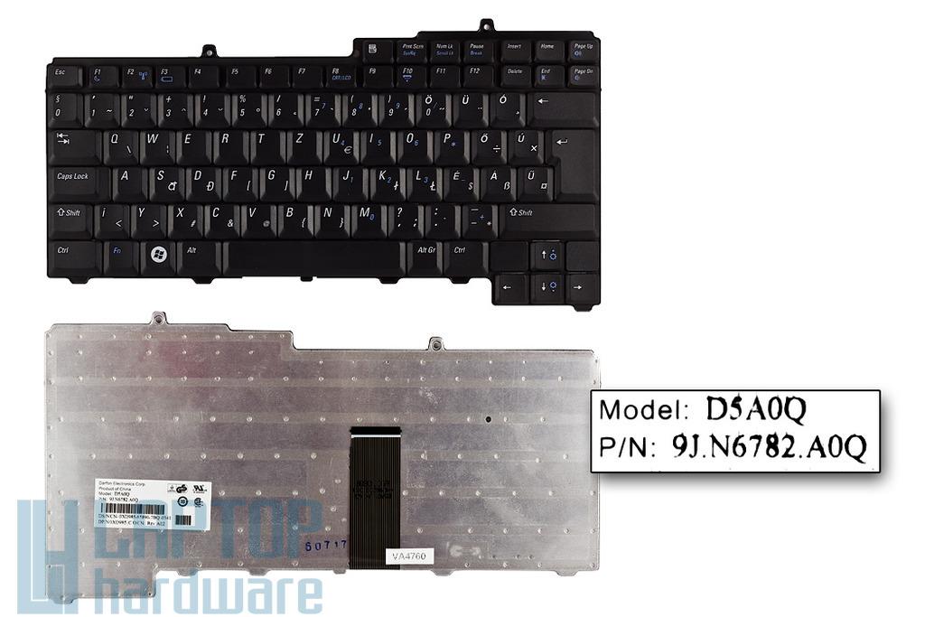 Dell Inspiron 1501, 6400, 9400 gyári új magyar laptop billentyűzet,NSK-D5A0Q, DPN 0XD985