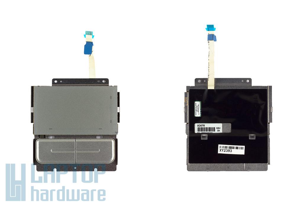 Dell Inspiron 1501 laptophoz használt Touchpad, fém rögzítővel és szalagkábellel (TM51PNK6R501)