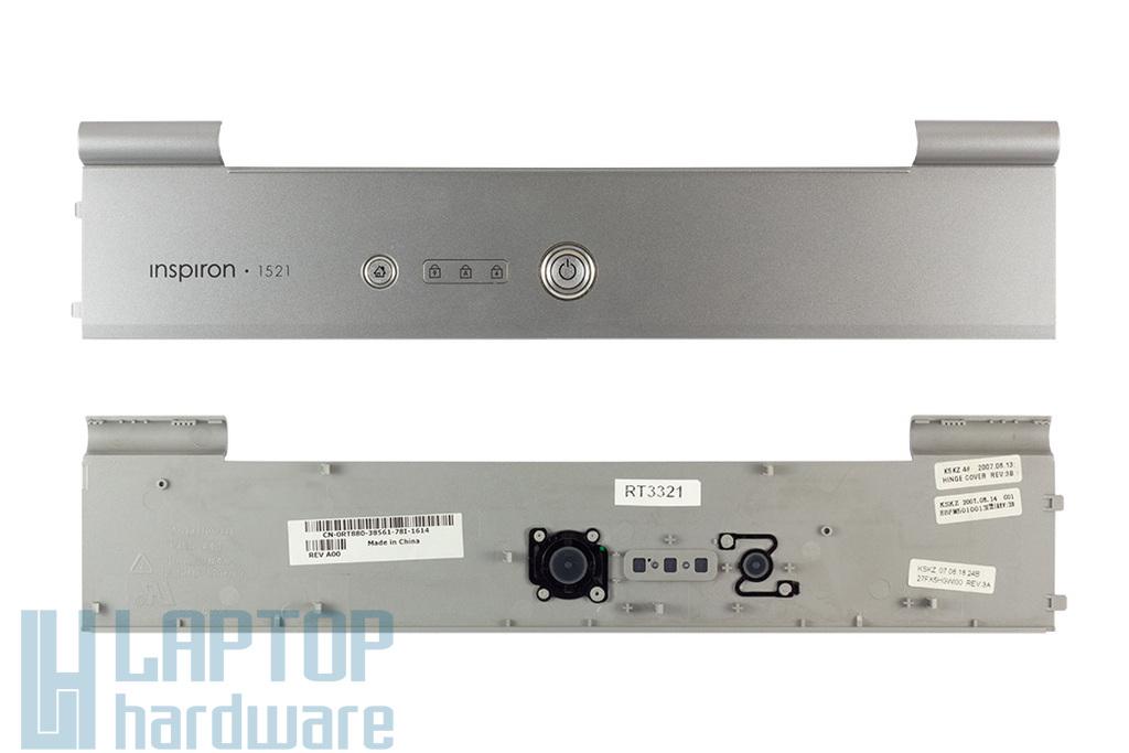 Dell Inspiron 1521 laptophoz használt 15,4 inches bekapcsoló panel és zsanér fedél(27FX5HGWI00)