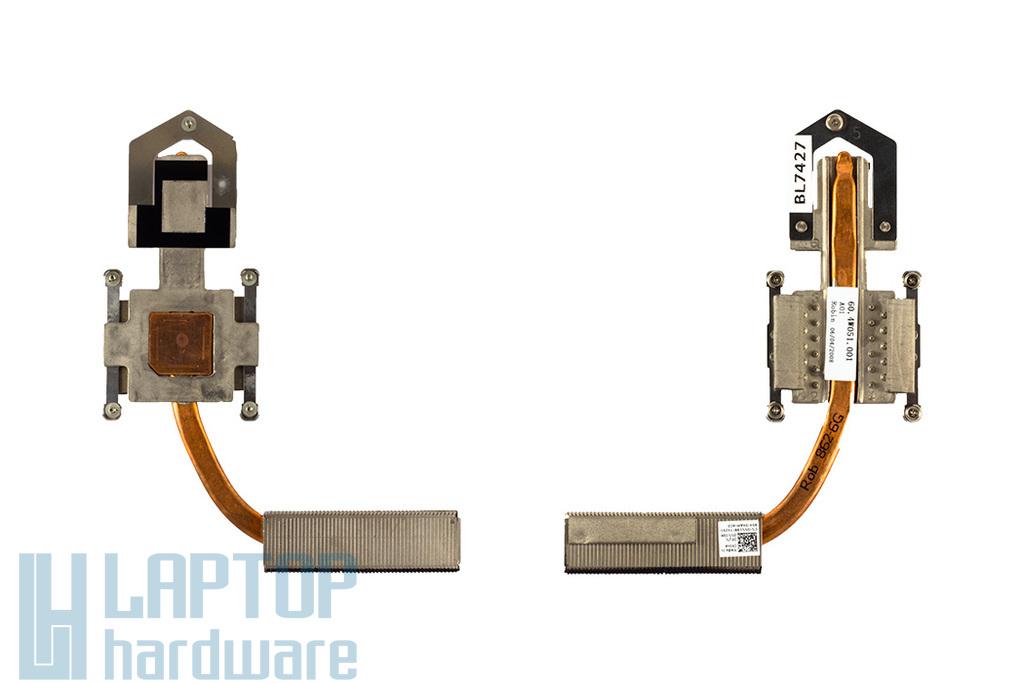 Dell Inspiron 1525, 1545, Vostro 500 használt laptop hűtőborda (0NN198)