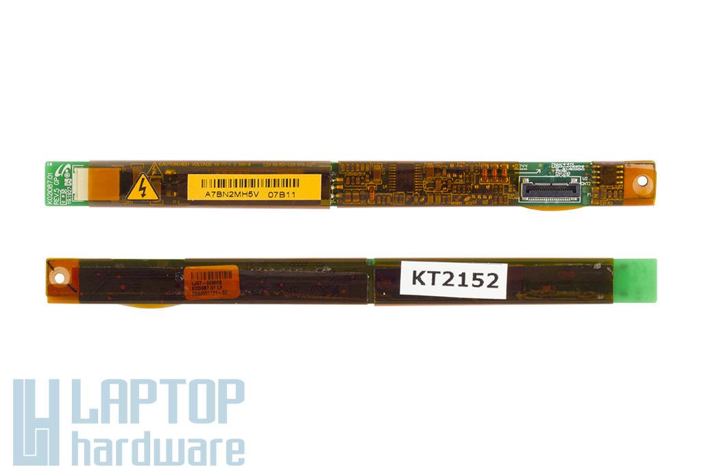 Dell Inspiron 1525, 6000, 6400 laptophoz használt LCD Inverter (K02I087.01)